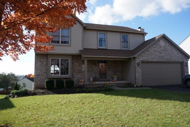 1733 Cloverdale Drive, Lancaster, OH 43130 (MLS #218042064) :: Brenner Property Group | KW Capital Partners