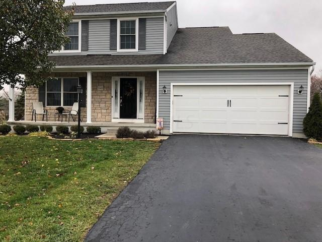 11635 Chanticleer Drive NW, Pickerington, OH 43147 (MLS #218042850) :: Brenner Property Group | KW Capital Partners