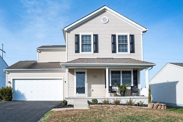 1907 Salt Lick Drive, Lancaster, OH 43130 (MLS #218044330) :: The Clark Group @ ERA Real Solutions Realty