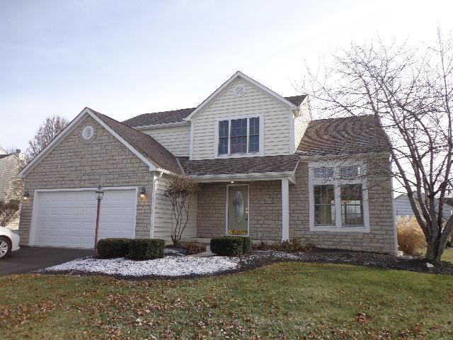 7351 New Point Place, Powell, OH 43065 (MLS #218044423) :: Keller Williams Excel