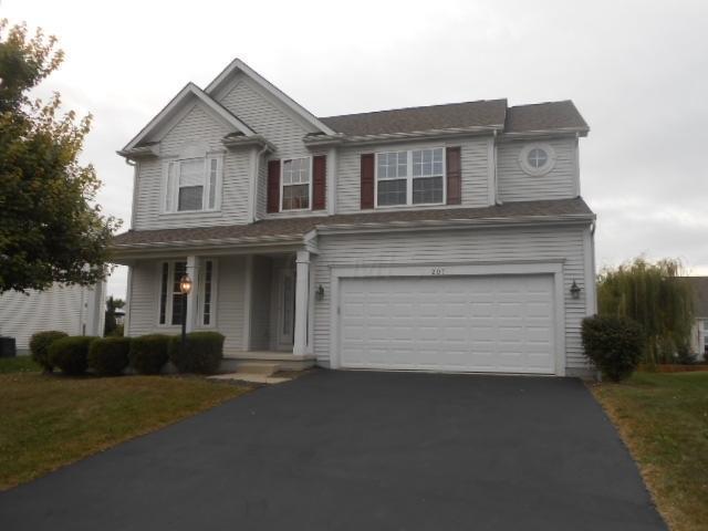 207 Fox Glen Drive W, Pickerington, OH 43147 (MLS #219001766) :: Susanne Casey & Associates