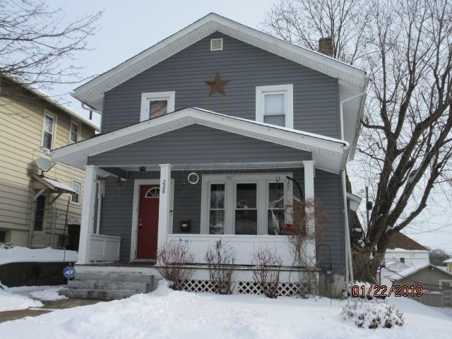 228 Hunter Street, Newark, OH 43055 (MLS #219001933) :: Signature Real Estate