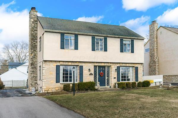 2246 Canterbury Road, Upper Arlington, OH 43221 (MLS #219004091) :: Berkshire Hathaway HomeServices Crager Tobin Real Estate