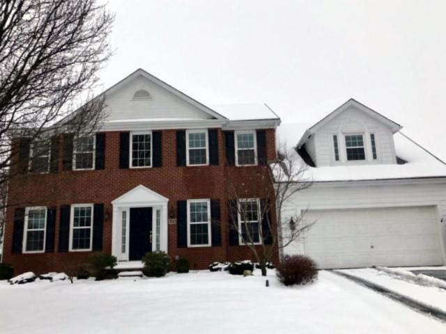 3143 Benbrook Pond Drive, Hilliard, OH 43026 (MLS #219004730) :: Exp Realty