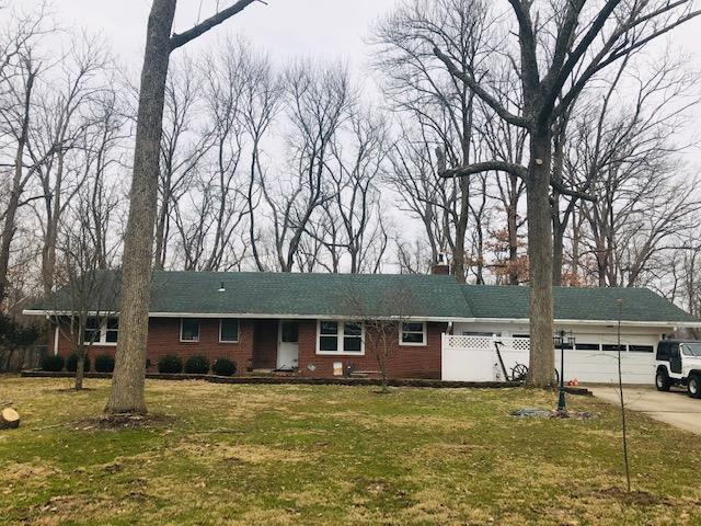 12 Ridge Drive, Chillicothe, OH 45601 (MLS #219004999) :: Brenner Property Group | Keller Williams Capital Partners