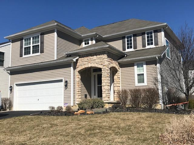 256 Olentangy Meadows Drive, Lewis Center, OH 43035 (MLS #219007113) :: Keith Sharick | HER Realtors