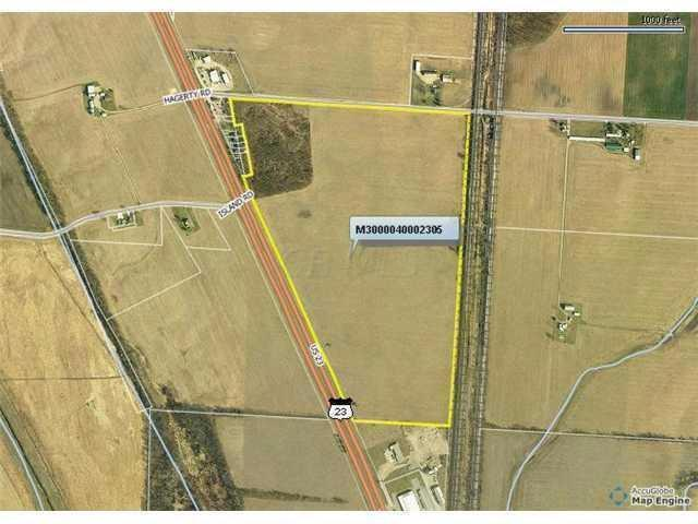 0 N Us Hwy 23, Circleville, OH 43113 (MLS #219007782) :: Brenner Property Group | Keller Williams Capital Partners