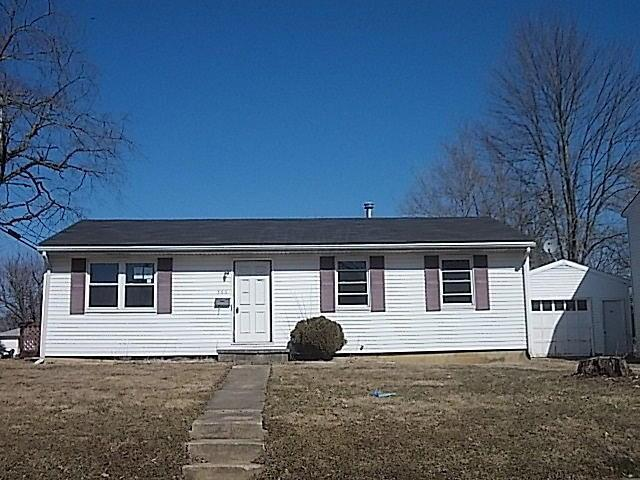 366 Douglas Street, Mount Gilead, OH 43338 (MLS #219008013) :: Brenner Property Group   Keller Williams Capital Partners
