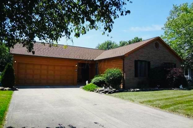 449 White Path Street, Pataskala, OH 43062 (MLS #219008559) :: Brenner Property Group | Keller Williams Capital Partners