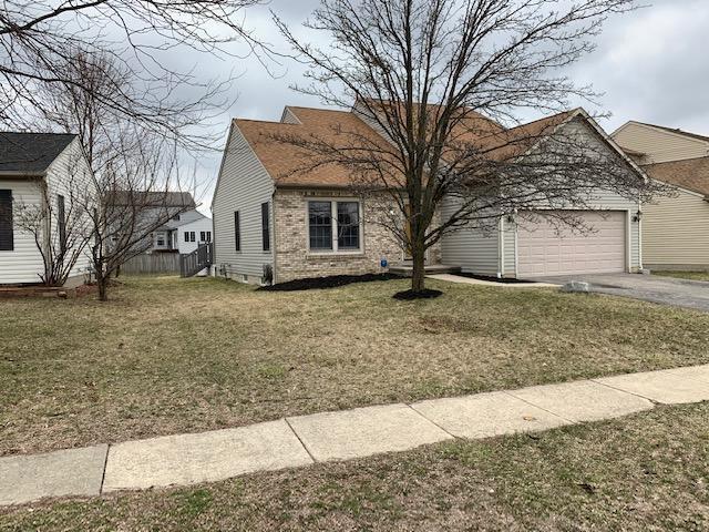1151 Tenagra Way, Columbus, OH 43228 (MLS #219008562) :: Berkshire Hathaway HomeServices Crager Tobin Real Estate