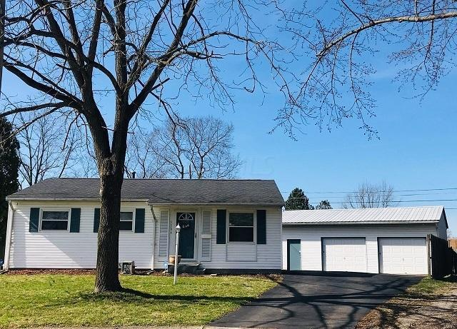 5584 Newport Court, Columbus, OH 43232 (MLS #219009827) :: RE/MAX ONE