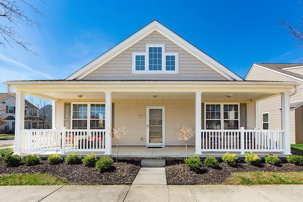 6127 Benon Road, Westerville, OH 43081 (MLS #219010339) :: Berkshire Hathaway HomeServices Crager Tobin Real Estate