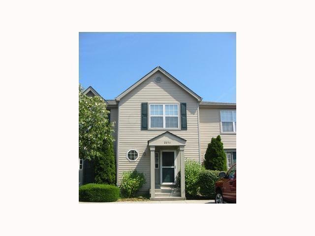 2034 Burbridge Lane 32D, Hilliard, OH 43026 (MLS #219011989) :: ERA Real Solutions Realty