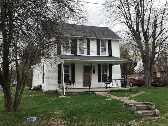 109 Morgan Street, Cardington, OH 43315 (MLS #219012107) :: Berkshire Hathaway HomeServices Crager Tobin Real Estate