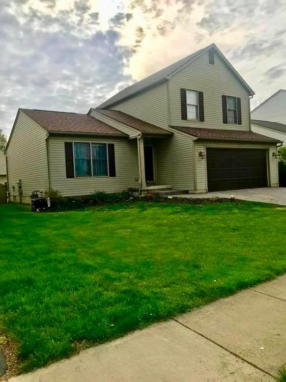 231 Galloway Ridge Drive, Galloway, OH 43119 (MLS #219013491) :: The Clark Group @ ERA Real Solutions Realty