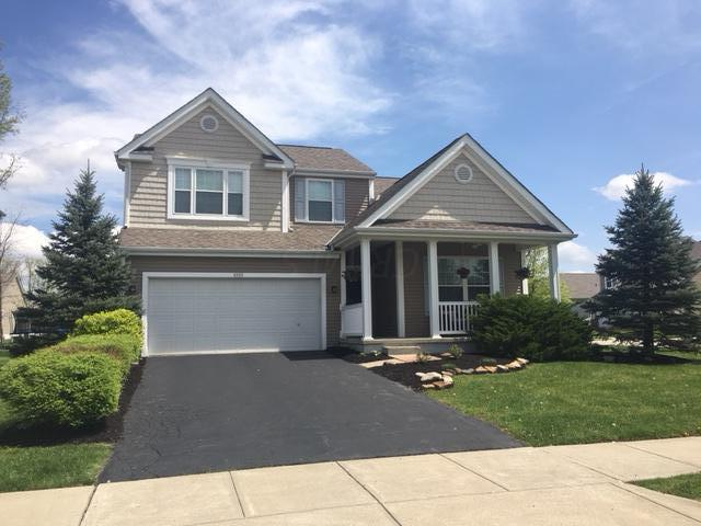 6110 Foxmeadow Drive, Westerville, OH 43081 (MLS #219014581) :: Berkshire Hathaway HomeServices Crager Tobin Real Estate