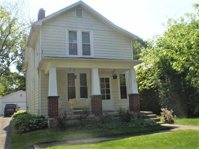 850 College Avenue, Bexley, OH 43209 (MLS #219017156) :: The Raines Group