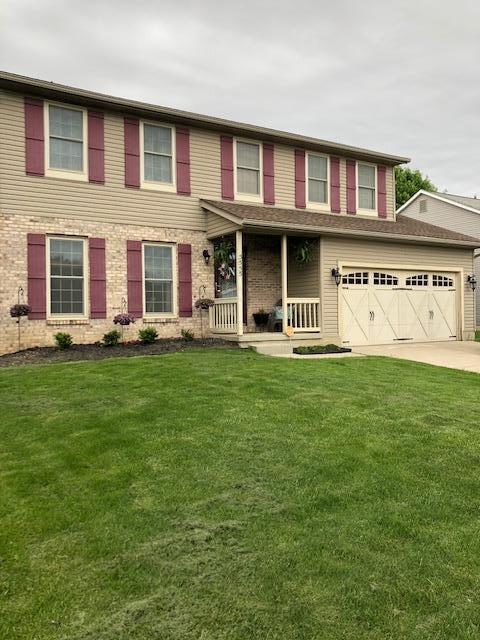 3555 Lake Albert Way, Grove City, OH 43123 (MLS #219017694) :: Keller Williams Excel