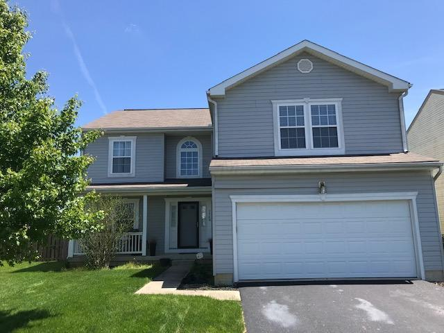 5560 Conn House Drive, Canal Winchester, OH 43110 (MLS #219017739) :: Brenner Property Group | Keller Williams Capital Partners