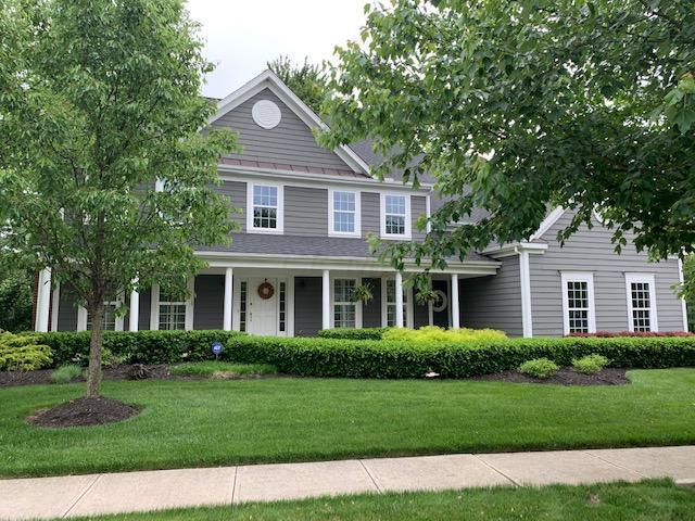 2581 Meadowshire Road, Galena, OH 43021 (MLS #219018122) :: Brenner Property Group | Keller Williams Capital Partners
