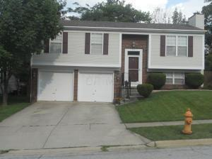 1300 Eagle View Drive, Columbus, OH 43228 (MLS #219018413) :: The Clark Group @ ERA Real Solutions Realty