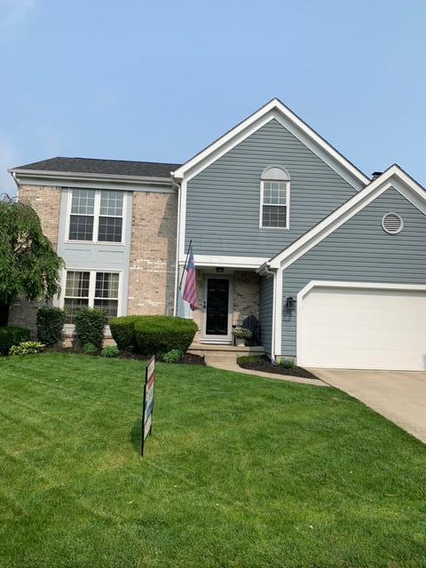 8795 Crampton Drive, Powell, OH 43065 (MLS #219019741) :: The Clark Group @ ERA Real Solutions Realty