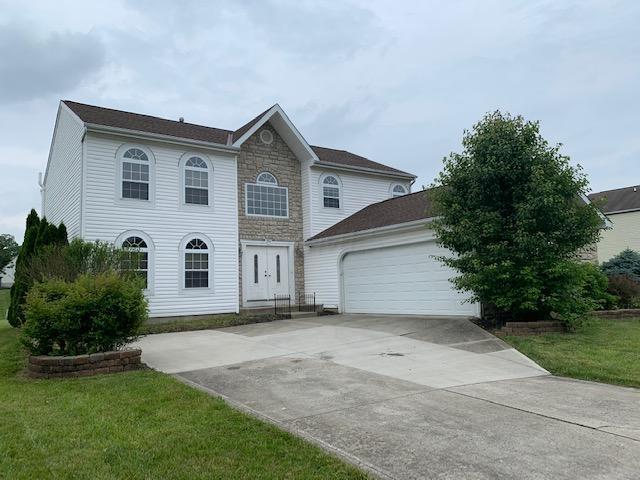 254 Mackenzie Drive, Pickerington, OH 43147 (MLS #219019754) :: Signature Real Estate