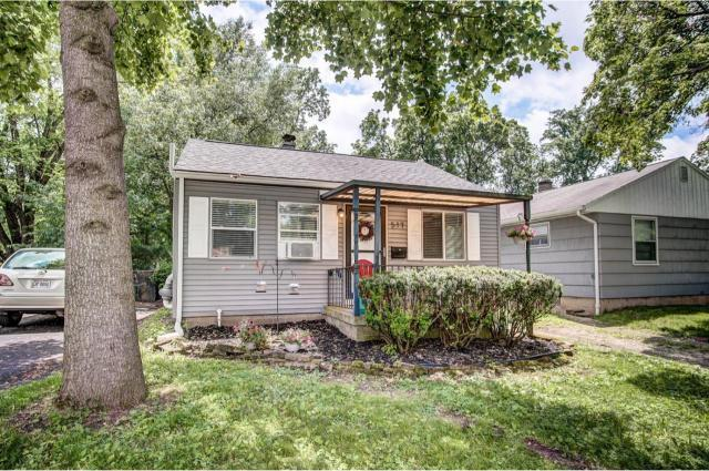 517 Chase Road, Columbus, OH 43214 (MLS #219020118) :: Brenner Property Group | Keller Williams Capital Partners