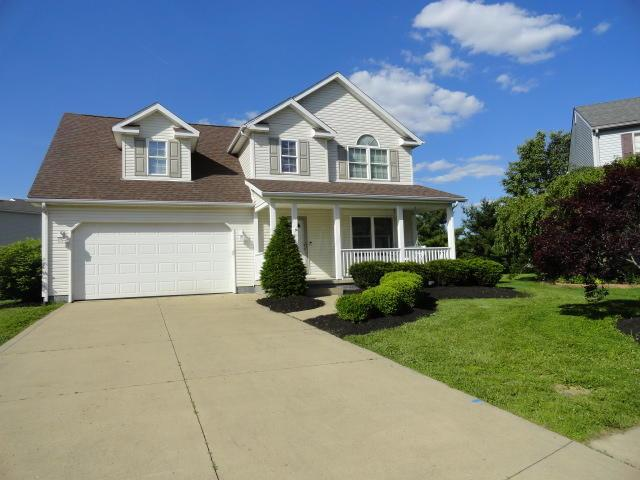 332 Waterford Place, Cardington, OH 43315 (MLS #219020860) :: Berkshire Hathaway HomeServices Crager Tobin Real Estate