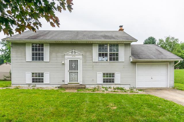 434 Ruff Drive, Lancaster, OH 43130 (MLS #219021295) :: Signature Real Estate
