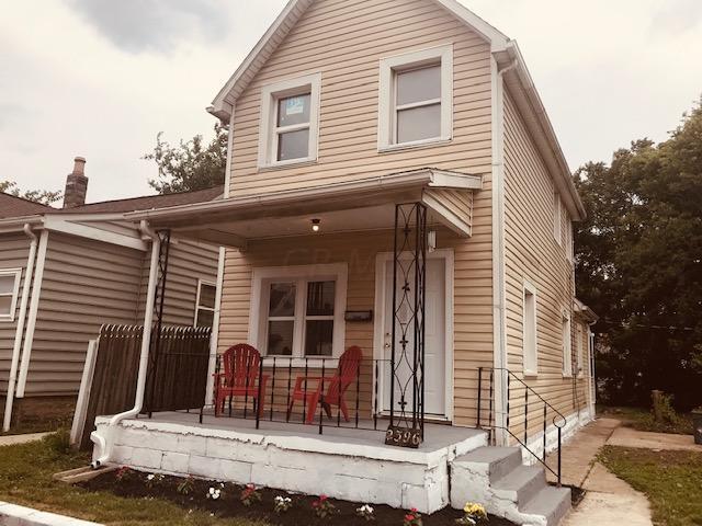 2396 Ray Street, Columbus, OH 43204 (MLS #219021553) :: Signature Real Estate
