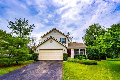 5006 Baycroft Drive, Hilliard, OH 43026 (MLS #219021693) :: Berkshire Hathaway HomeServices Crager Tobin Real Estate