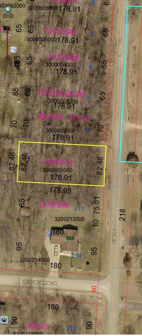Lot # 1 King Road, Howard, OH 43028 (MLS #219021818) :: The Clark Group @ ERA Real Solutions Realty