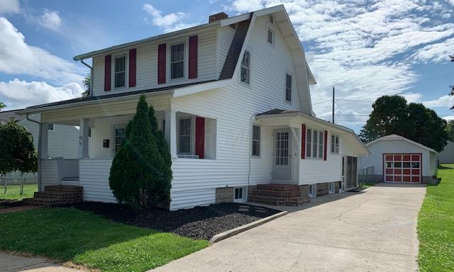 43 S 32nd Street, Newark, OH 43055 (MLS #219022137) :: ERA Real Solutions Realty