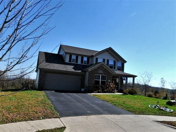 2507 Pleasant Crest Court, Newark, OH 43055 (MLS #219022223) :: The Clark Group @ ERA Real Solutions Realty