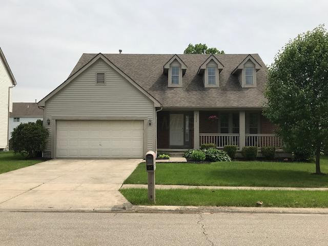 5753 Middleby Drive, Hilliard, OH 43026 (MLS #219022841) :: Exp Realty