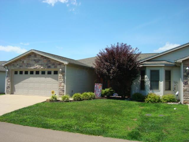 126 Stoneridge Court, Chillicothe, OH 45601 (MLS #219023325) :: Berkshire Hathaway HomeServices Crager Tobin Real Estate