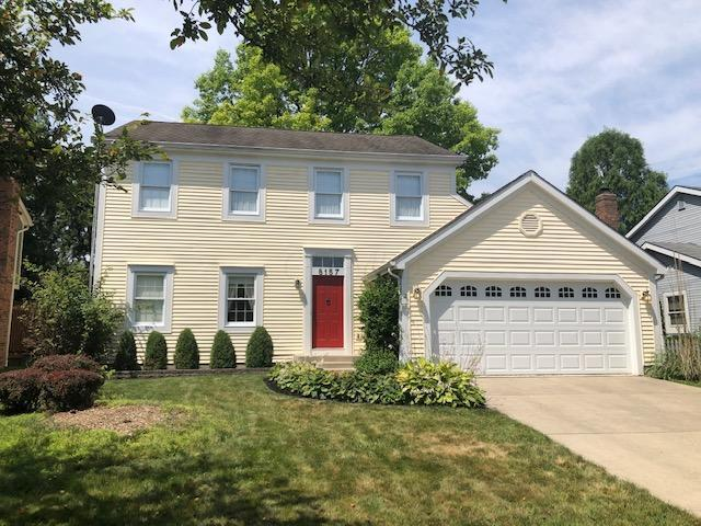 8157 Highplains Court, Westerville, OH 43081 (MLS #219025400) :: The Raines Group