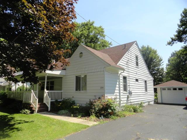 254 Bank Street, Mount Gilead, OH 43338 (MLS #219025874) :: Berkshire Hathaway HomeServices Crager Tobin Real Estate
