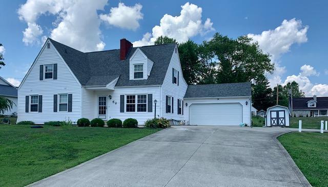 62 Cornell Road, Hebron, OH 43025 (MLS #219026033) :: Signature Real Estate