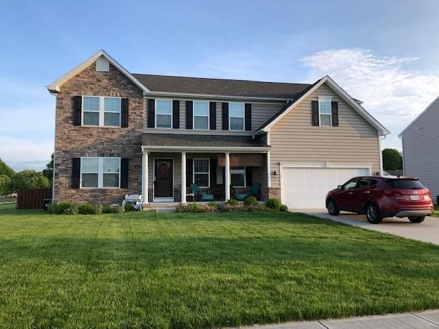 141 Prince Road SW, Etna, OH 43062 (MLS #219026115) :: Berkshire Hathaway HomeServices Crager Tobin Real Estate