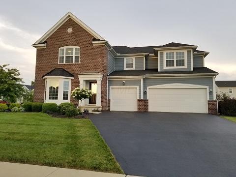 305 Gelder Drive, Delaware, OH 43015 (MLS #219026160) :: Brenner Property Group | Keller Williams Capital Partners
