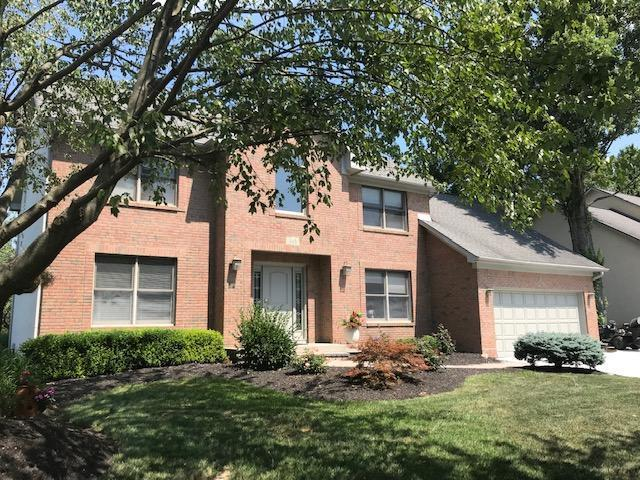 905 Old Pine Drive, Gahanna, OH 43230 (MLS #219026583) :: The Raines Group