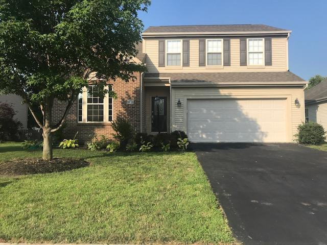 6476 Fox Hill Drive, Canal Winchester, OH 43110 (MLS #219028893) :: RE/MAX ONE