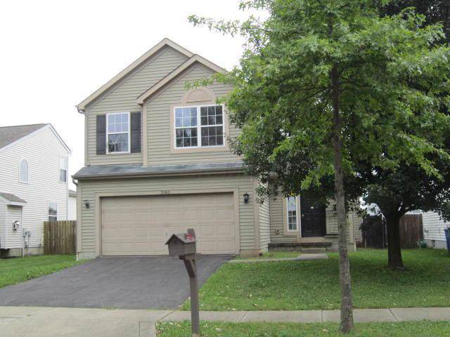 3180 Canyon Bluff Drive, Canal Winchester, OH 43110 (MLS #219034481) :: ERA Real Solutions Realty