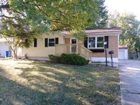 6551 Carriage Lane, Reynoldsburg, OH 43068 (MLS #219035184) :: Brenner Property Group | Keller Williams Capital Partners