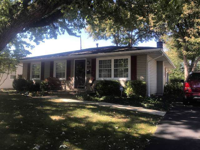 1165 Lone Pine Road, Circleville, OH 43113 (MLS #219035443) :: Brenner Property Group | Keller Williams Capital Partners
