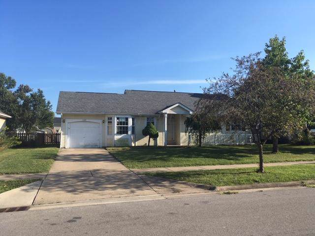 1345 Valley Drive, Marysville, OH 43040 (MLS #219035539) :: Brenner Property Group | Keller Williams Capital Partners