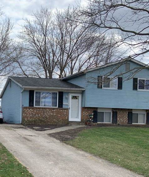 384 Parkdale Drive, West Jefferson, OH 43162 (MLS #219036802) :: Berkshire Hathaway HomeServices Crager Tobin Real Estate