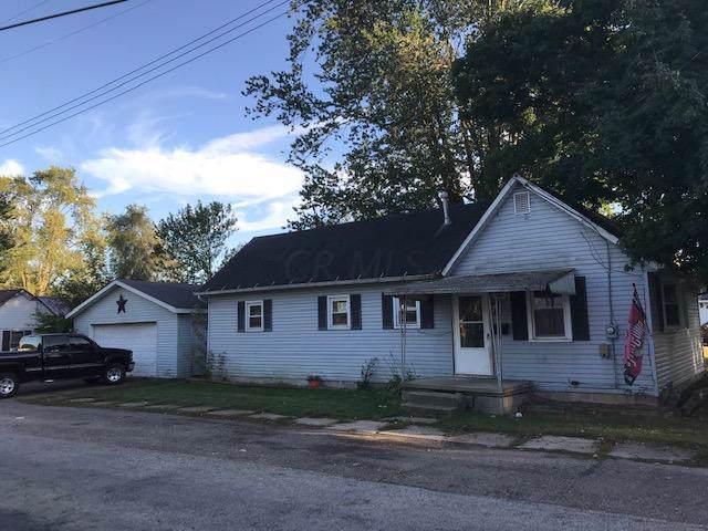 208 W 2nd Street, Cardington, OH 43315 (MLS #219038054) :: Susanne Casey & Associates